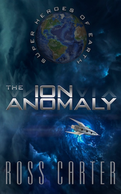 The Ion Anomaly book cover
